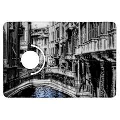 Vintage Venice Canal Kindle Fire Hdx 7  Flip 360 Case