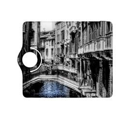 Vintage Venice Canal Kindle Fire HDX 8.9  Flip 360 Case