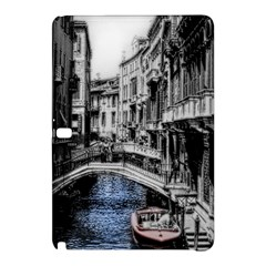 Vintage Venice Canal Samsung Galaxy Tab Pro 12.2 Hardshell Case