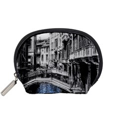 Vintage Venice Canal Accessory Pouch (Small)