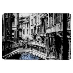 Vintage Venice Canal Apple Ipad Air Flip Case
