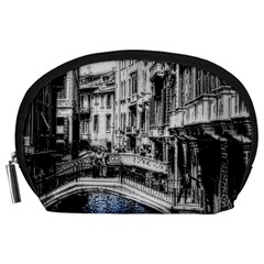 Vintage Venice Canal Accessory Pouch (large)