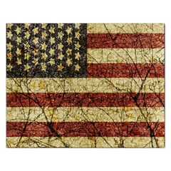 Vinatge American Roots Jigsaw Puzzle (Rectangle)