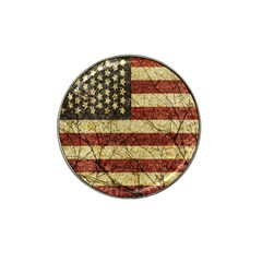 Vinatge American Roots Golf Ball Marker 10 Pack (for Hat Clip)