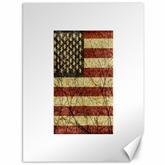 Vinatge American Roots Canvas 36  X 48  (unframed)
