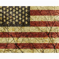Vinatge American Roots Canvas 11  x 14  (Unframed)