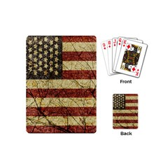 Vinatge American Roots Playing Cards (mini)