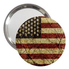 Vinatge American Roots 3  Handbag Mirror