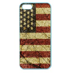 Vinatge American Roots Apple Seamless Iphone 5 Case (color)