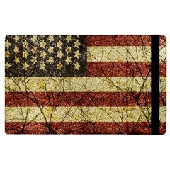 Vinatge American Roots Apple iPad 2 Flip Case