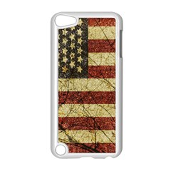 Vinatge American Roots Apple Ipod Touch 5 Case (white)