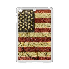 Vinatge American Roots Apple iPad Mini 2 Case (White)