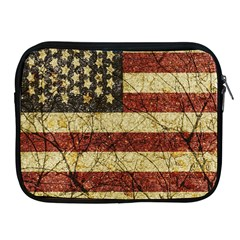 Vinatge American Roots Apple Ipad Zippered Sleeve