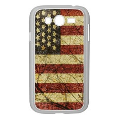 Vinatge American Roots Samsung Galaxy Grand DUOS I9082 Case (White)