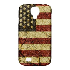 Vinatge American Roots Samsung Galaxy S4 Classic Hardshell Case (PC+Silicone)