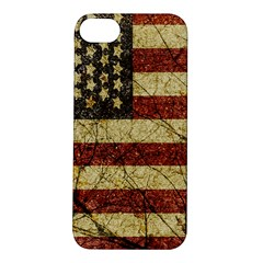 Vinatge American Roots Apple iPhone 5S Hardshell Case