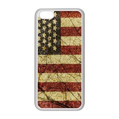 Vinatge American Roots Apple Iphone 5c Seamless Case (white)