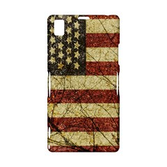 Vinatge American Roots Sony Xperia Z1 L39H Hardshell Case