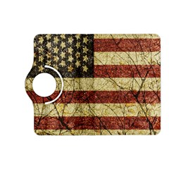Vinatge American Roots Kindle Fire HD 7  (2nd Gen) Flip 360 Case