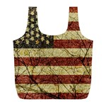 Vinatge American Roots Reusable Bag (L) Front