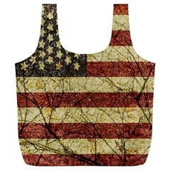 Vinatge American Roots Reusable Bag (XL)