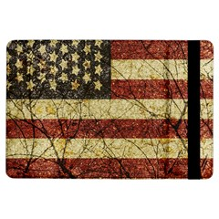 Vinatge American Roots Apple iPad Air Flip Case