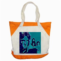 Led Zeppelin Digital Painting Accent Tote Bag