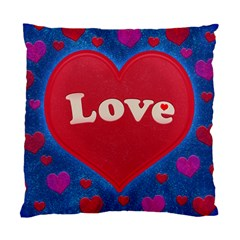 Love theme concept  illustration motif  Cushion Case (Two Sided)