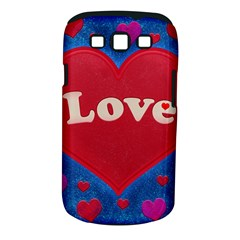 Love Theme Concept  Illustration Motif  Samsung Galaxy S Iii Classic Hardshell Case (pc+silicone)