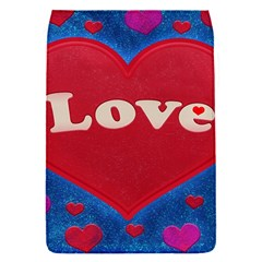Love theme concept  illustration motif  Removable Flap Cover (Small)