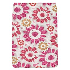 Feminine Flowers Pattern Removable Flap Cover (small)