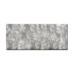 Abstract In Silver Hand Towel
