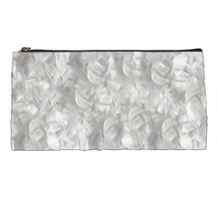 Abstract In Silver Pencil Case