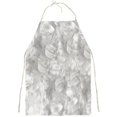 Abstract In Silver Apron