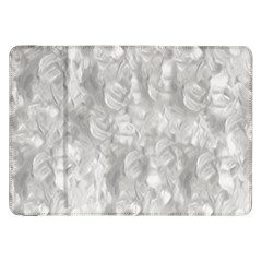 Abstract In Silver Samsung Galaxy Tab 8 9  P7300 Flip Case