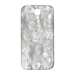 Abstract In Silver Samsung Galaxy S4 I9500/I9505  Hardshell Back Case