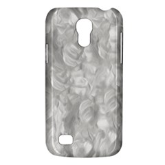 Abstract In Silver Samsung Galaxy S4 Mini (gt I9190) Hardshell Case