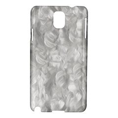 Abstract In Silver Samsung Galaxy Note 3 N9005 Hardshell Case