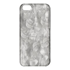 Abstract In Silver Apple iPhone 5C Hardshell Case