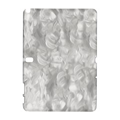 Abstract In Silver Samsung Galaxy Note 10 1 (p600) Hardshell Case