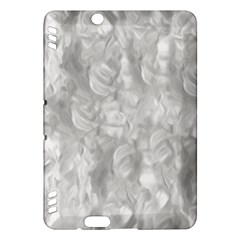 Abstract In Silver Kindle Fire HDX 7  Hardshell Case