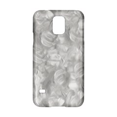 Abstract In Silver Samsung Galaxy S5 Hardshell Case
