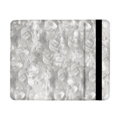 Abstract In Silver Samsung Galaxy Tab Pro 8 4  Flip Case