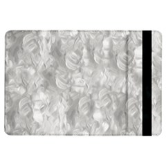 Abstract In Silver Apple iPad Air Flip Case