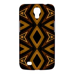 Tribal Diamonds Pattern Brown Colors Abstract Design Samsung Galaxy Mega 6.3  I9200 Hardshell Case