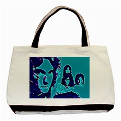 Led Zeppelin Digital Painting Classic Tote Bag