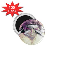 Tentacles Of Pain 1.75  Button Magnet (100 pack)