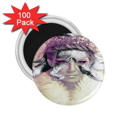 Tentacles Of Pain 2 25  Button Magnet (100 Pack)