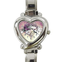 Tentacles Of Pain Heart Italian Charm Watch