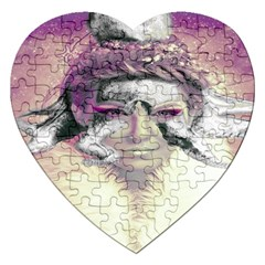 Tentacles Of Pain Jigsaw Puzzle (heart)